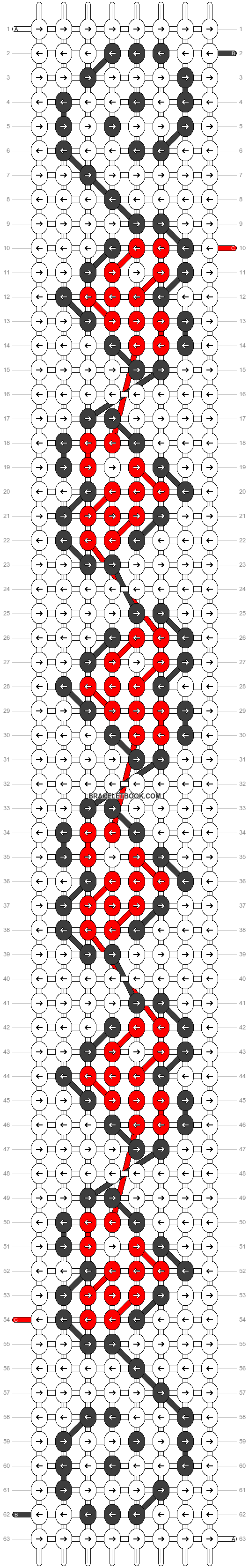 Alpha pattern #29355 pattern