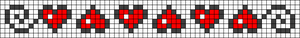 Alpha pattern #29355