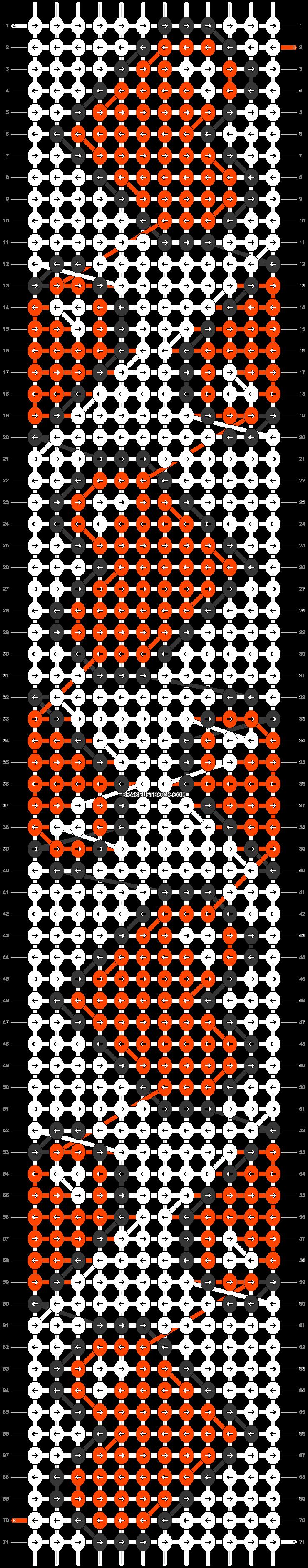 Alpha pattern #29357 pattern
