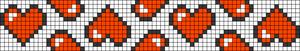 Alpha pattern #29357