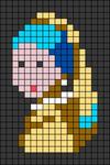 Alpha pattern #29372