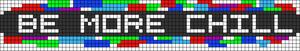 Alpha pattern #29397