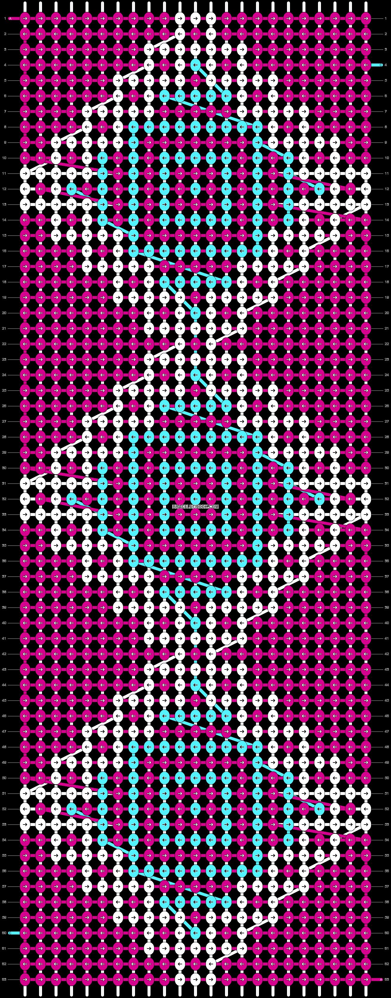Alpha pattern #29410 pattern