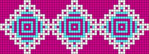 Alpha pattern #29410