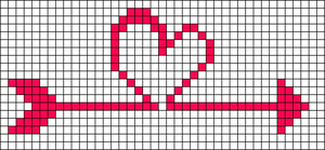 Alpha pattern #29425