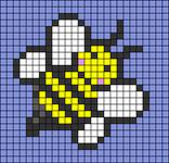 Alpha pattern #29448