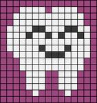 Alpha pattern #29449