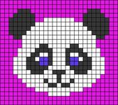 Alpha pattern #29455