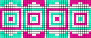 Alpha pattern #29456