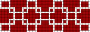 Alpha pattern #29457