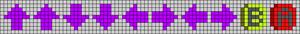 Alpha pattern #29469