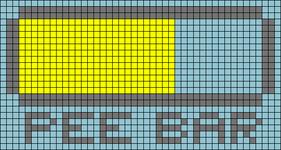 Alpha pattern #29470