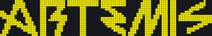 Alpha pattern #29490