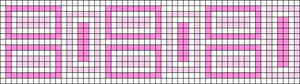 Alpha pattern #29503