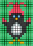 Alpha pattern #29506