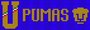 Alpha pattern #29509
