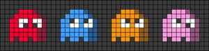 Alpha pattern #29518