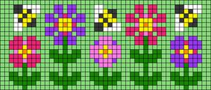 Alpha pattern #29520