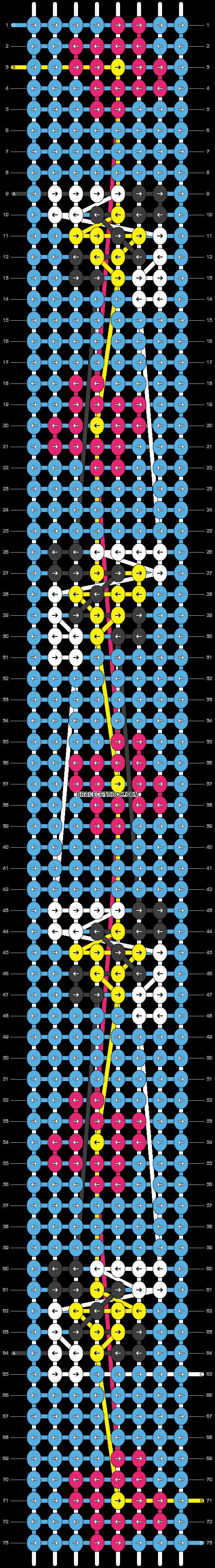 Alpha pattern #29521 pattern