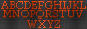 Alpha pattern #29539