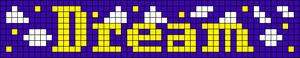 Alpha pattern #29556