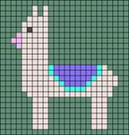 Alpha pattern #29567