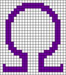 Alpha pattern #29570