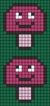 Alpha pattern #29631