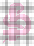 Alpha pattern #29632
