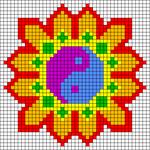 Alpha pattern #29641