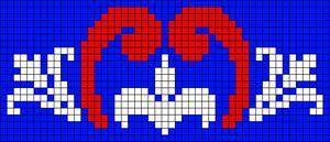 Alpha pattern #29642