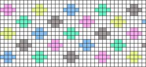 Alpha pattern #29675