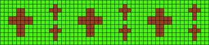 Alpha pattern #29685