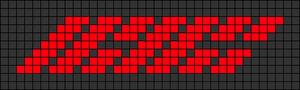 Alpha pattern #29699