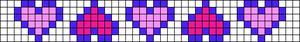 Alpha pattern #29703
