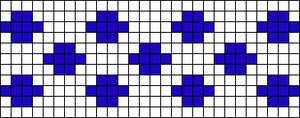 Alpha pattern #29704