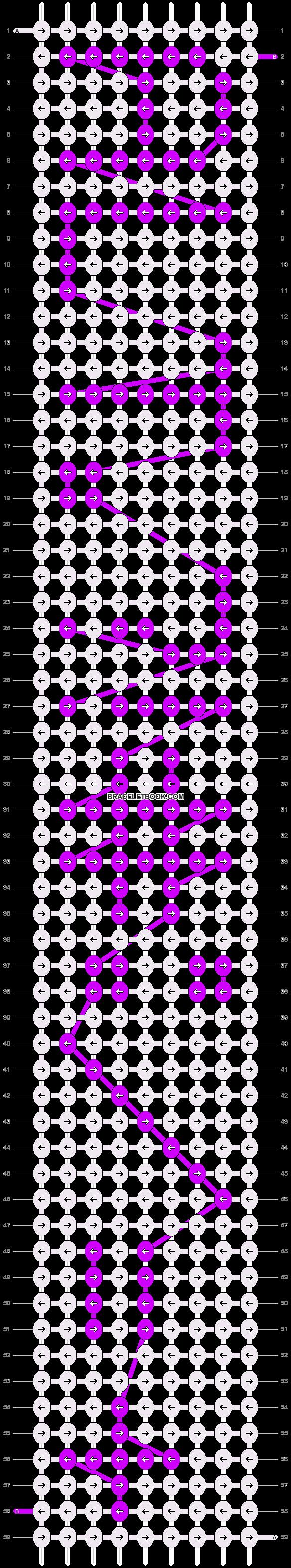Alpha pattern #29710 pattern
