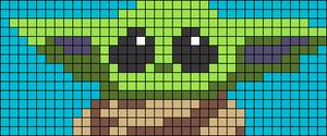 Alpha pattern #29713