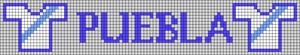 Alpha pattern #29751