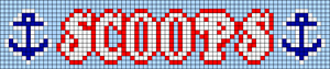 Alpha pattern #29756