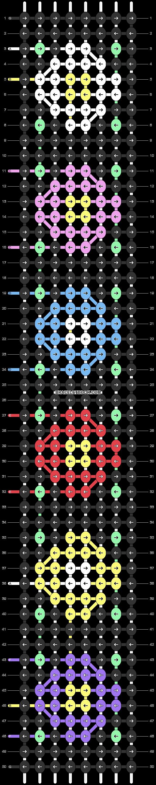 Alpha pattern #29760 pattern