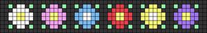 Alpha pattern #29760
