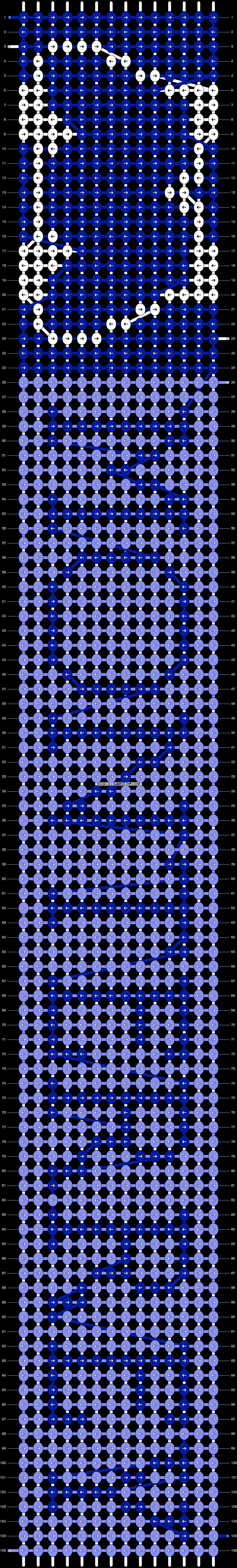 Alpha pattern #29761 pattern