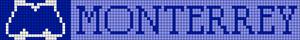 Alpha pattern #29761