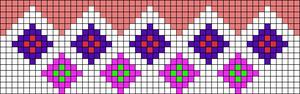 Alpha pattern #29769