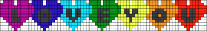 Alpha pattern #29770