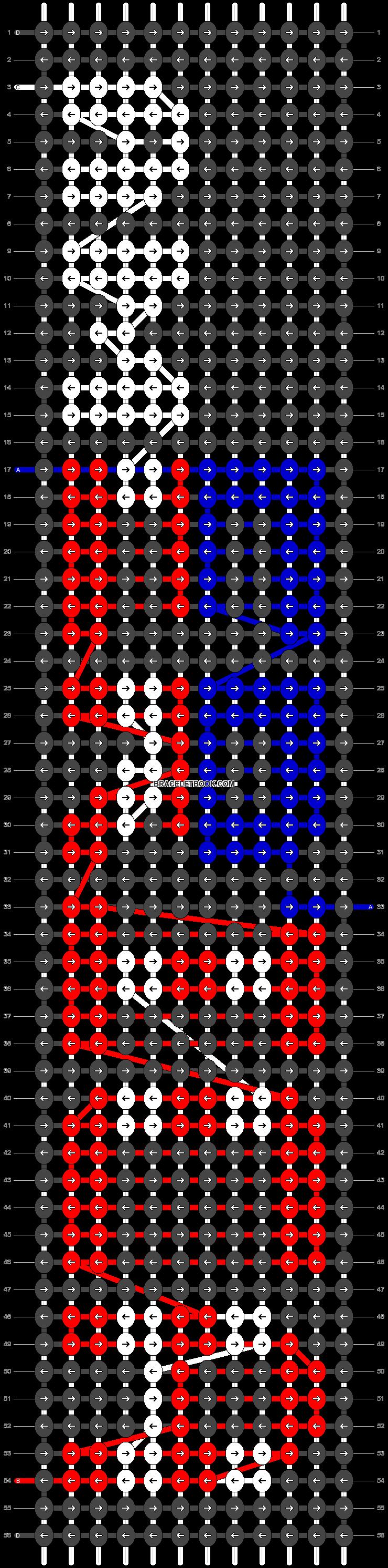 Alpha pattern #29771 pattern