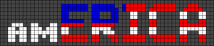 Alpha pattern #29771