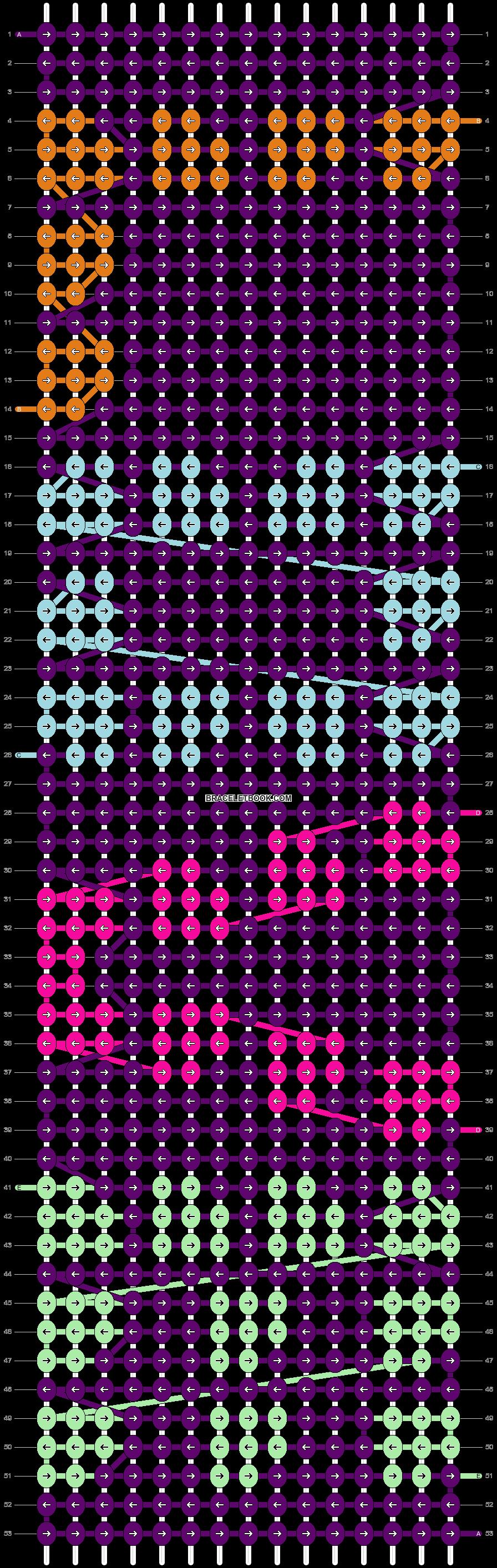 Alpha pattern #29787 pattern