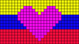 Alpha pattern #29789